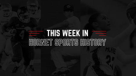 Flash back to the week of Sept. 14 in Hornets sports history.