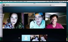 Five friends start a normal Skype call that turns into a fight for their lives in