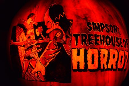 """Simpsons Treehouse of Horror"" by IronHide is licensed under CC BY-ND 2.0"