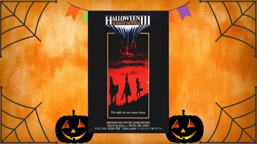 "REVIEW: 'Halloween III: Season of the Witch"" is perfect Halloween viewing"