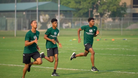 Track and field resumes on campus, hopeful for 2021 season