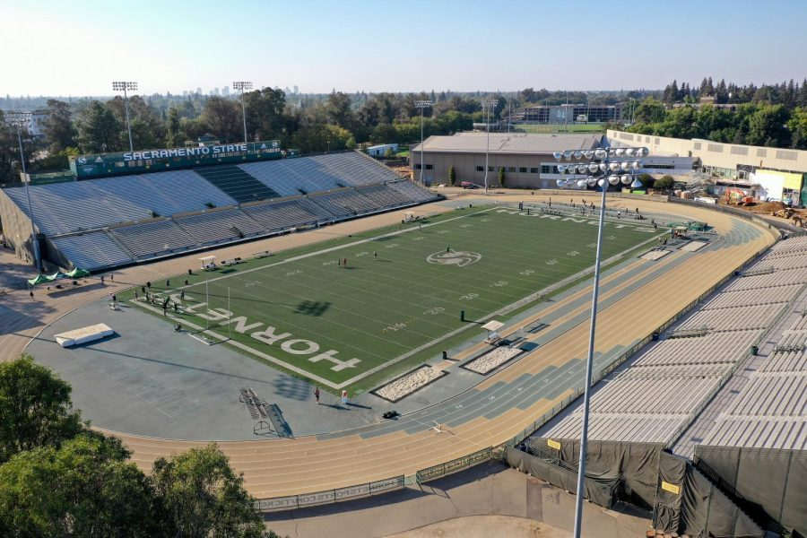 'See you next fall': No college football for Hornets this season