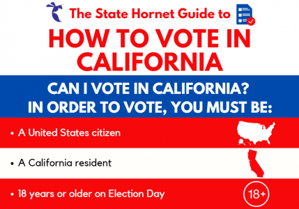 INFOGRAPHIC: How to vote in California