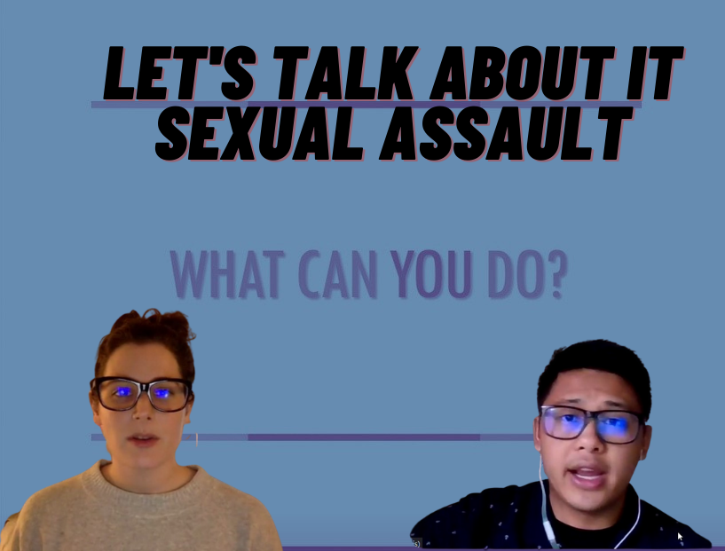 Sac State alumni provide resources and information about sexual assault