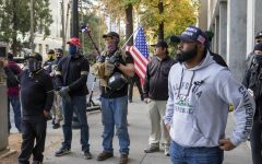 VIDEO: Sacramento protest through the eyes of a Black Trump supporter
