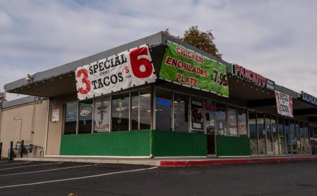 Panchito Mexican Restaurant on Auburn Boulevard in Citrus Heights on Friday, Dec. 11, 2020. Owners Jose and Rosibel Osuna said they hope their new specials will draw in business during the lockdown.