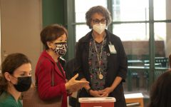 Congresswoman Doris Matsui toured Sacramento State's vaccine facility and spoke about President Biden's $1.9 trillion relief bill Tuesday, Feb. 16. Matsui said the relief package is necessary in order to provide relief for those whose unemployment benefits are lapsing March 14.
