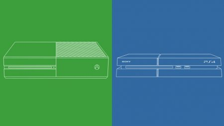 "Xbox One, left, and Playstation 4, right, both released within a week of each other in November of 2013. I would play Call of Duty and Overwatch with friends via online on the Playstation 4. ""Gaming Consoles"" by tandemsystemsltd is licensed under CC BY 2.0."
