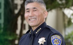 Sacramento State Police Chief Mark Iwasa has announced he will retire from Sac State in the summer. Iwasa has worked at Sac State for 10 years. Photo courtesy of Sacramento State.