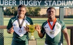 One year after COVID-19, Sac State rugger moves on