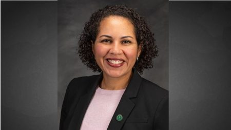 Diana Tate Vermeire, Sacramento State vice president for inclusive excellence, is leaving the university May 21, 2021, according to a SacSend email sent by Sac State President Robert Nelsen. Vermeire accepted a new position as the senior vice president of strategy at the Schott Foundation for Public Education. Photo courtesy of Sacramento State.