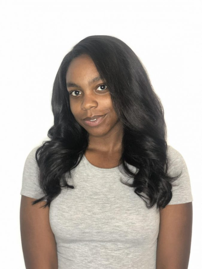 Aleyah Glasper, anthropology major and archeology minor, said police brutality has affected her mental health and changed the way she navigates through life. Glasper said she speaks with loved ones about her emotions to cope with the emotional pain it evokes. Photo courtesy of Glasper.