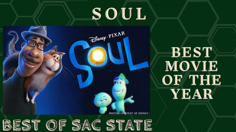 """BEST OF SAC STATE: Is """"Soul"""" the best film of 2020?"""