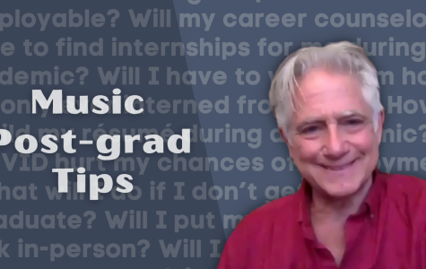 Job advice for graduates from the Sacramento State music department