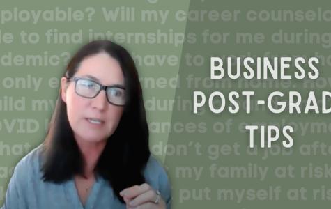 Job seeking tips & tricks for business graduates