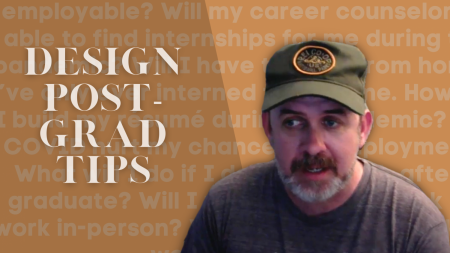 Job advice for graduates from the Sacramento State design department