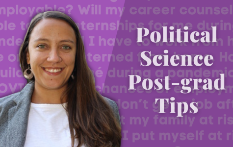 Job advice for graduates from the Sac State political science department