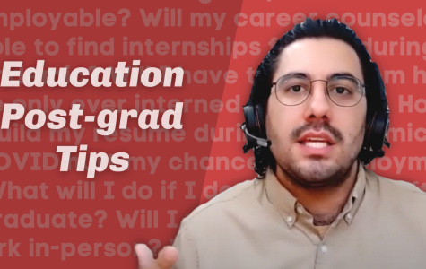 Job advice for graduates from the Sac State College of Education