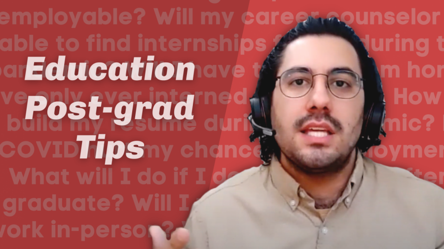 Job+advice+for+graduates+from+the+Sac+State+College+of+Education