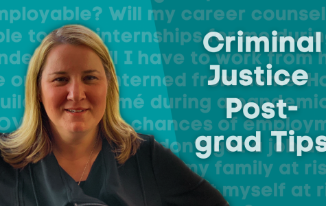 Job advice for graduates from the Sac State criminal justice department