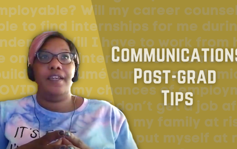 Job advice for graduates from the Sac State communications department