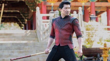 Shang-Chi (Simu Liu), the master of unarmed weaponry-based Kung Fu, is forced to confront his past after being drawn into the Ten Rings organization. State Hornet reporter Alex Muegge gives his review of the film. (Photo: Disney©)