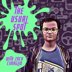 Graphic created in Canva. Edit of Zach Cimaglio made in Picsart. (Mercy Sosa)